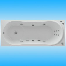 Ванна акриловая AQUATEK АФРОДИТА 1500х700 без каркаса и перелива