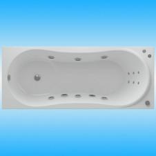 Ванна акриловая AQUATEK АФРОДИТА 1700х700 без каркаса и перелива