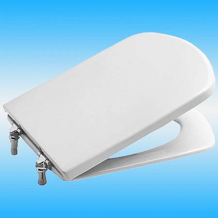 Сиденье для унитаза ROCA DAMA SENSO ZRU9000040 дюропласт, белый