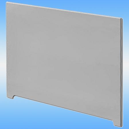 Экран торцевой к акриловой ванне BAS РИО 700 белый