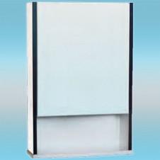Зеркало-шкаф СТК АСТРА 500х700х165 белый, без подсветки