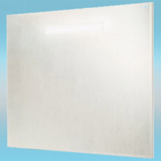 Зеркало ONIKA ОЛИМП 80.1 белый 1 светодиод
