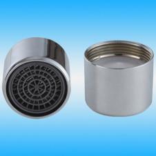 Аэратор для смесителя с внутренней резьбой, металлический, хром