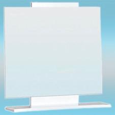 Зеркало СТК КВАДРО 70 700х700х156 белый