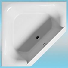 Ванна акриловая RIHO AUSTIN 1450х1450 без ножек, без гидромассажа