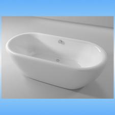 Ванна акриловая RIHO CALGARY 1900х900 без ножек, без гидромассажа