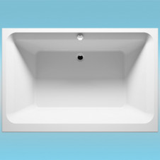 Ванна акриловая RIHO CASTELLO 1800х1200 без ножек, без гидромассажа
