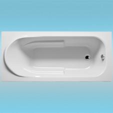 Ванна акриловая RIHO COLUMBIA 1400х700 без ножек, без гидромассажа