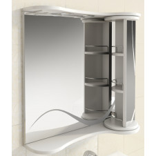 Шкаф зеркало VIGO CALLAO-70 700x245x700 белый