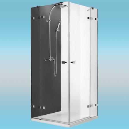 Душевая дверь ROLTECHNIK HITECH HORIZON распашная HHOP1/1000 правая 991x2007x615