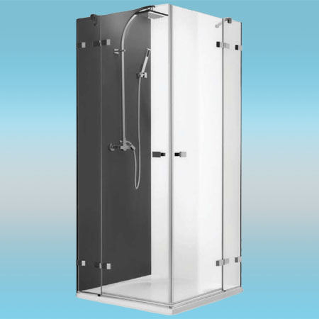 Душевая дверь ROLTECHNIK HITECH HORIZON распашная HHOL1/1200 левая 1191x2007x715