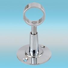 Крепление для полотенцесушителя телескоп ø 1 с кольцом