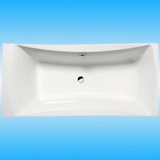 Ванна акриловая ALPEN ALIA 1800х800 без ножек (каркаса), без гидромассажа
