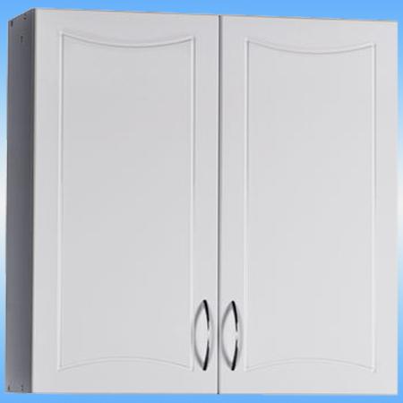 Шкаф подвесной СТК СТИЛЬ 60 распашной, 600x600x196 белый