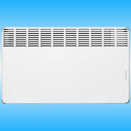 Конвектор электрический ATLANTIC F17 2000Вт (механ. термостат, закрытый ТЭН) 754х450х78