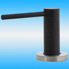 Дозатор EWIGSTEIN 002 малый, круглый, с колбой 500 мл, черный