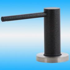 Дозатор EWIGSTEIN 002 малый, круглый, с колбой 500 мл, антрацит