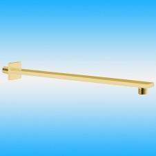 Держатель для душа пристенный GLLON ST007-GC ø 400x25 золото