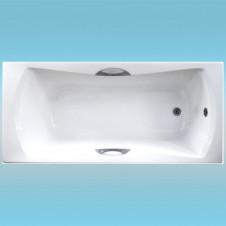 Ванна акриловая 1 МАРКА AGORA 1700х750х630 в комплекте с каркасом