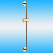 Душевой гарнитур GLLON R1250GC длина 600 мм, золото