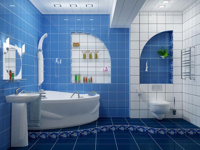 Качественный ремонт ванных комнат и туалетов в городе Иваново